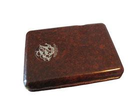 Zigarrenetuie - Länge 13.5 cm, Breite 10 cm