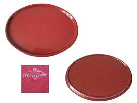 Tablett oval, OWO Edelgeschirr 849 - Länge 30.5 cm,  Breite23.8 cm,  Höhe 1.5 cm