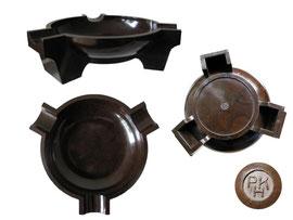 Aschenbecher PKH (?) - Durchmesser 10.5 cm, Höhe 3.7 cm