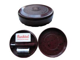 Rasiersetdose Swing, Swedish Patent No 32319 - Durchmesser 9.5 cm