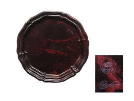 Untersetzer, Chippendale, Micafil 3173 - Durchmesser 10.5 cm