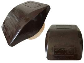 Tintenroller Loro, Modele Depose - Länge 10 cm, Breite 8.5 c m, Höhe (ohne Rolle) 4.5 cm