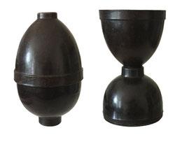 Picknick-Eibehälter, aufschraub- und aufsteckbar - Höhe 8.5 cm