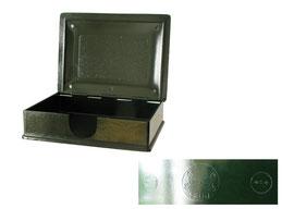 Zettelkasten Helit - Länge 11.5 cm, Breite 8.5 cm, Höhe 2.5 cm