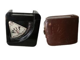 Belichtungsmesser Dorn Prix, Ein Selen-Belichtungsmesser aus dem Jahre 1938, Hersteller: Ingenieur Josef Dorn, Neustadt an der Weinstraße - Breite 5cm, Höhe 5.7 cm, Tiefe 2.3 cm