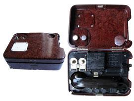 """Russisches Feldtelefon TA-57, sogenannte """"Butterbrotdose"""""""