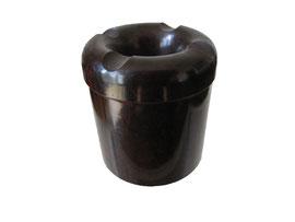 Aschenbecher irisch - Höhe: 5.5 cm, Durchmesser 5 cm