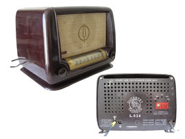 Radio Ducretet Thomson L.024 , 1950/51