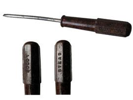 Schraubenzieher J. Stead + Co, Sheffield, 1940 - Länge 12.3 cm