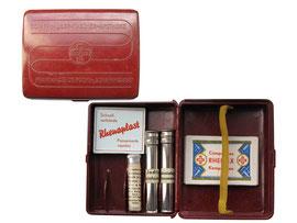 Schaffhauser Taschen Apotheke - Länge 10.3 cm, Breite 8.5 cm, Höhe 4 cm