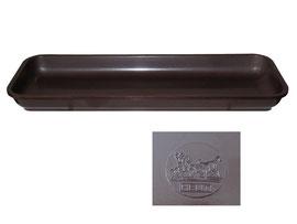 Schreibschale, Funktionales Bauhaus-Design. Fabrikmarke: HELIT (Stier und Reiter), 420. Hergestellt in Deutschland, um 1930 - Länge 22 cm, Tiefe 7.7cm, Höhe 2cm