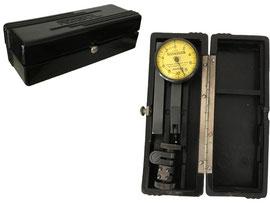Federal M-3 Testmaster Jeweled .0025 mm, Providence, USA - Länge 10.5 cm, Breite 4 cm, Höhe 3.5 cm