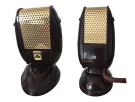 Grundig Mikrofon (um 1955) -  Höhe ca. 11 cm