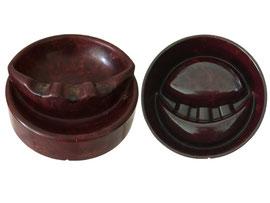 Aschenbecher, Markung 891 - Durchmesser 13 cm, Höhe ca. 4 cm