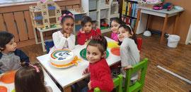 5. Geburtstag  von Amina