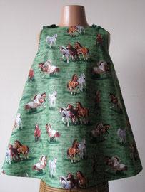 Voor: Giddy Up! so cute katoenen jurkje. Artikelcode 104-013. Prijs: 34,95 excl. verzendkosten.