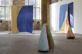 unter Farben - Exhibition view 2020