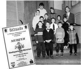 Meisterurkunde 1998