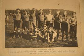 1928 1. Mannschaft