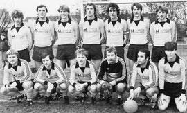 Erste Mannschaft 1978