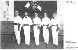 Turnerschaft 1907-1912
