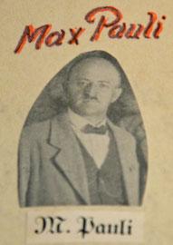 Max Pauli