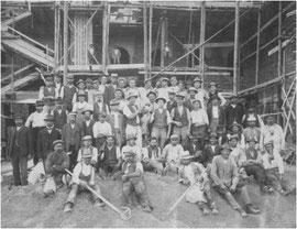 Wiederaufbau nach dem 1. Weltkrieg