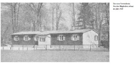 Vereinsheim 1948