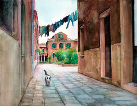 Cobblestone Cat
