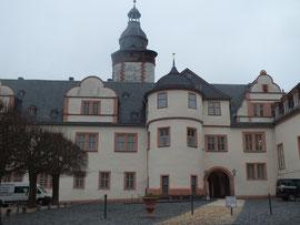 Schloss: Westfkügel (1540-45)