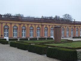 Schloss: Untere Orangerie