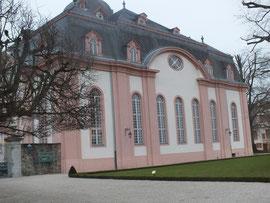 (Evangelische) Stadt- und Schlosskirche