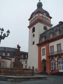 Stadt- und Schlosskirche mit Turm