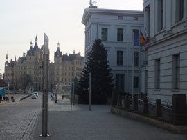 Gebäude der Landesregierung