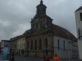 Spitalkirche am Marktplatz