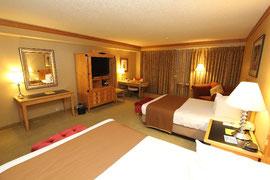 Zimmer im Hotel Bally's