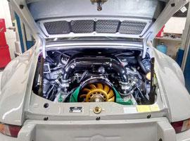 Porsche 964 Umbau 4.3 liter
