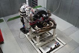 Motorenprüfstand VW Typ 1 - 2.4 liter