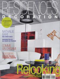 RESIDENCE DECORATION - TABLE ROMAN - FEVRIER 2012