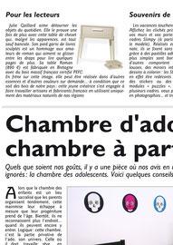 LE REPUBLICAIN LORRAIN - 19 AOUT 2012 - TABLE ROMAN