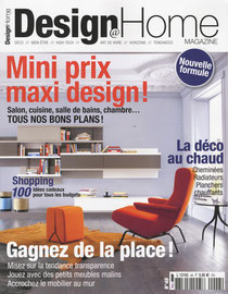 DESIGN@HOME - NOVEMBRE 2012 - SOUS BOCK PARY MOOD