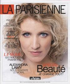 LA PARISIENNE < PORTRAIT -  4 MAI 2013