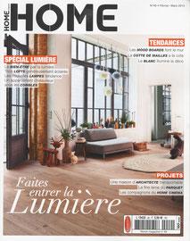 HOME DESIGN - COLLECTION LISERE - FEVRIER 2014