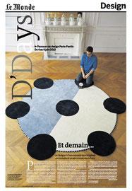 LE MONDE - D DAYS - LES TALENTS DE LA NOUVELLE VAGUE - 8 juin 2013