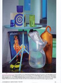 FIGARO - GUIDE NOEL NOVEMBRE 2012 < PLAY AND DANCE, BOITE A BOUCLES D'OREILLES