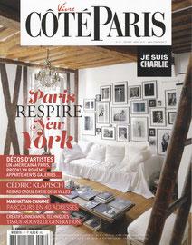 COTE PARIS / FORD PARIS NY * FEVRIER 2015