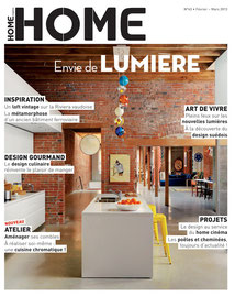 HOME MAGAZINE, DINDON MAGNETIK < MARS 2013