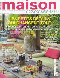 PLANCHES MAGETIK - MAISON CREATIVE - MAI / JUIN 2012