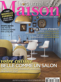 LE JOURNAL DE LA MAISON - TABLE ROMAN - OCTOBRE 2012