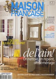 MAISON FRANCAISE - AVRIL 2009